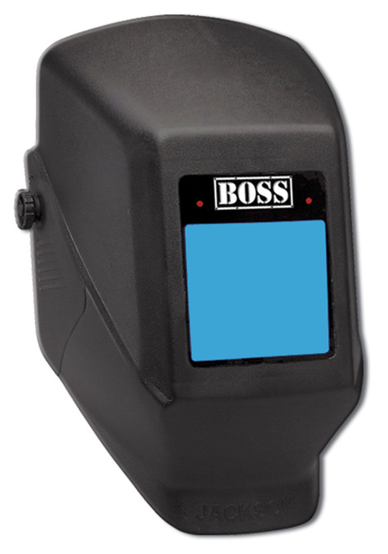 Jackson Safety 20659 W50 Boss HLX 100 Heavy Metal 3-N-1 Variable Auto-Darkening Filter Welding Helmet (Pack of 2) by Jackson Safety (Image #1)