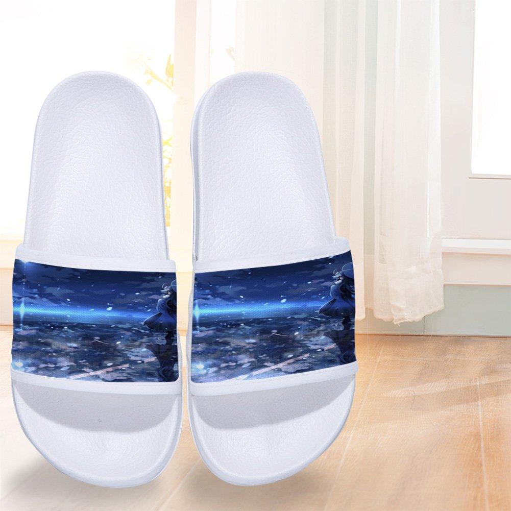 Little Kid//Big Kid Boys Girls House Sandal Indoor Comfortable Soft Sole Floor Slippers