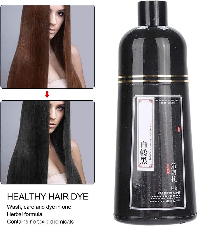 Crema para el color del cabello, Cobertura de peluquería de ...