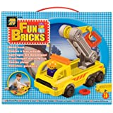 Diamant Fun Bricks Boom Truck [Toy]