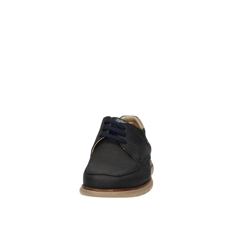 Zapato Zapato Zapato Callaghan De Piel Azul 14203 3ff621