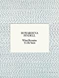 img - for Howardena Pindell: What Remains to be Seen book / textbook / text book