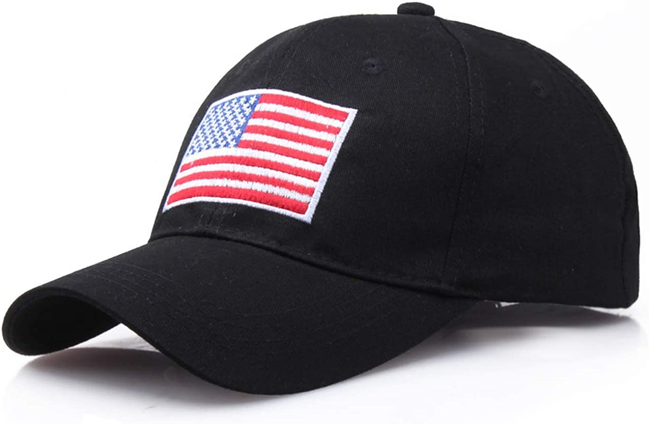 Uphily American Flag Hats