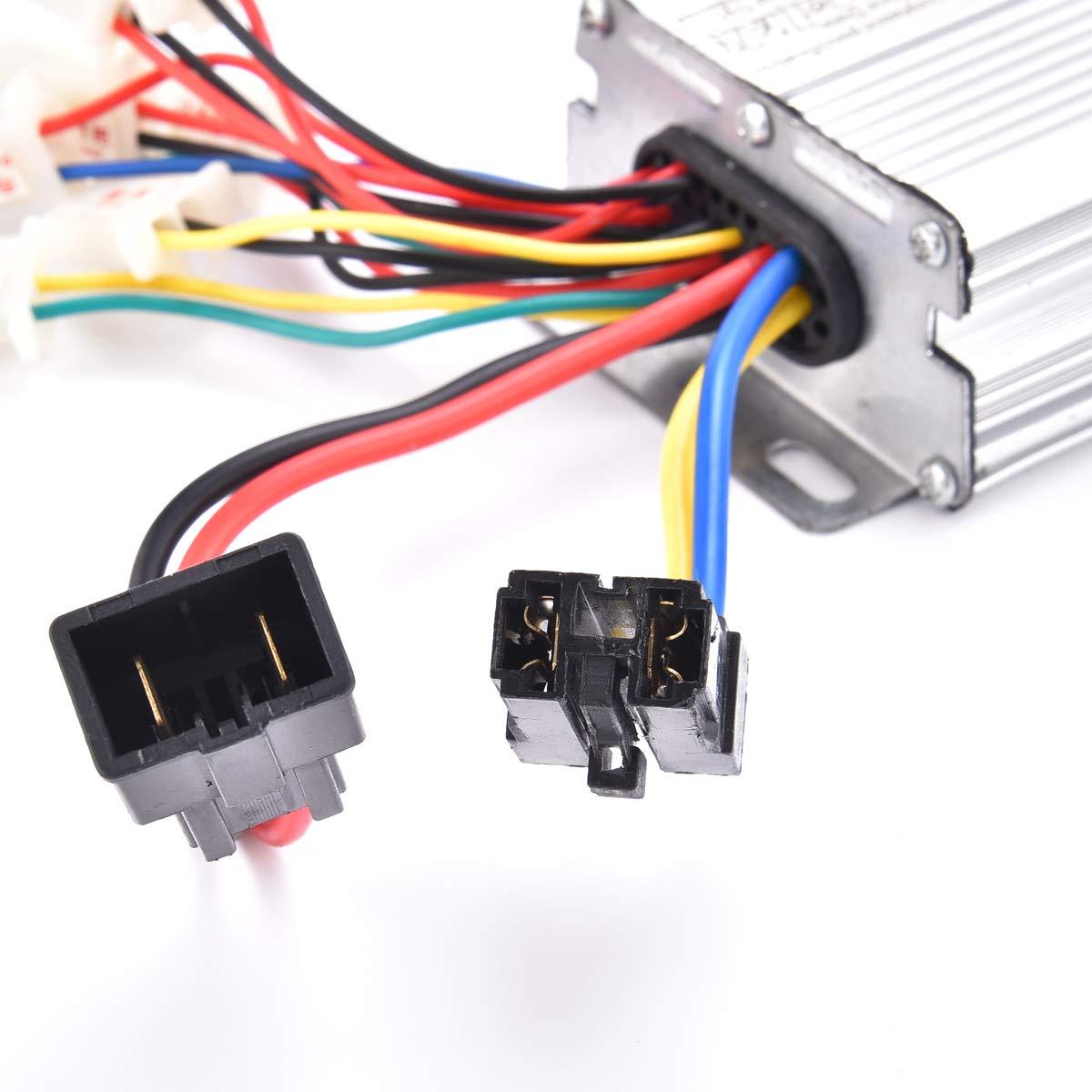 Amazon.com: Wingsmoto - Controlador de motor eléctrico ...