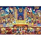 Tenyo Japan Jigsaw Puzzle D-1000-410 Disney Mickey Dream Theater (1000 Pieces)