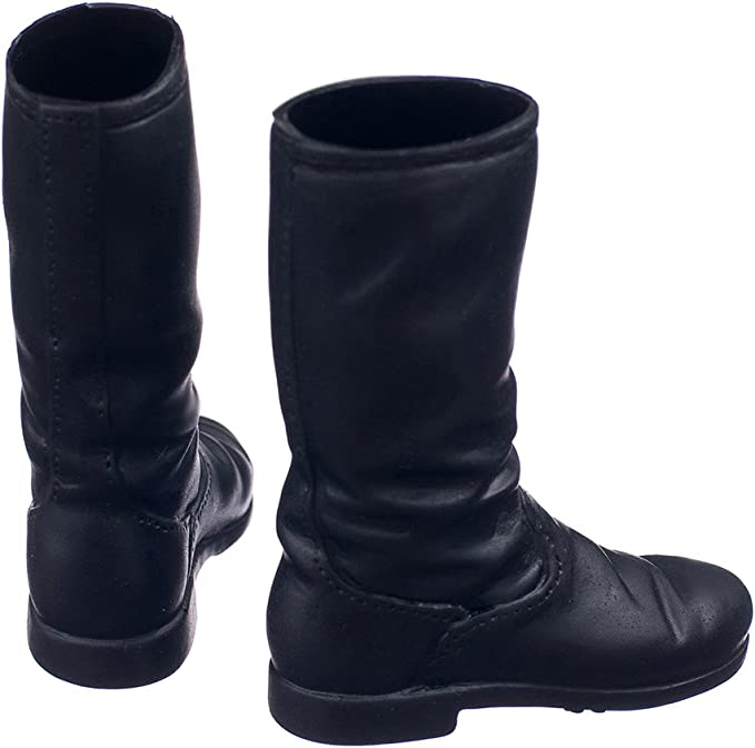 1//6 Scale Male Boots Shoes Toy for 12inch Phicen Action Figure Accessories