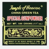 Cheap China Green Tea Special Gunpowder (Temple of Heaven G603) 500g. (17.64 Oz)