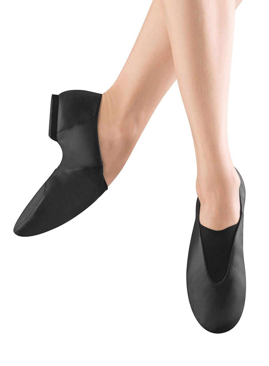 Bloch Super Jazz Dance Shoe S0401L, Black, 8 M US by Bloch