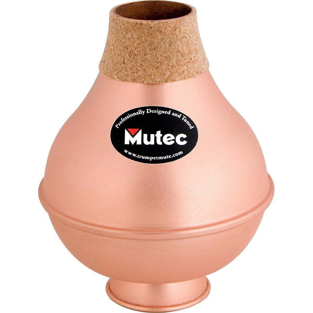 Mutec MHT131 Bubble Wah-Wah Mute for Trumpet - Copper