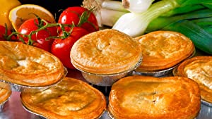 All Natural Savory Meat Pies, 12 Pack, 7-Ounce (Assorted Flavor Box)