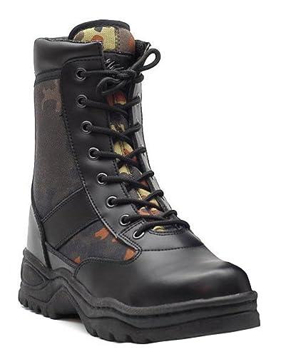 Commando Industries Mcallister Outdoor Boots Schnürstiefel ... d9288c79f2
