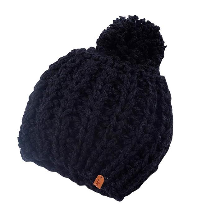 RISTHY Sombrero de Invierno para Mujer Slouchy Warm Beanie ...