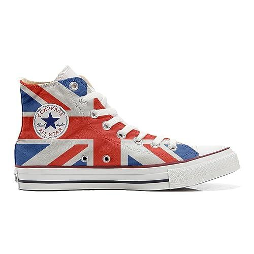 all star converse bandiera inglese