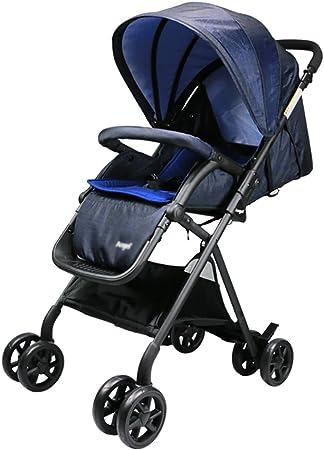 silla de paseo bebe cierre paraguas respaldo abatible
