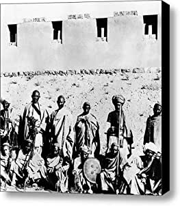 Pashtun Tribe In The 1930s, In What Canvas Print / Canvas Art - Artist Everett