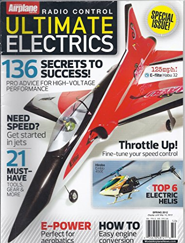 - Radio Control Ultimate Electrics (Model Airplane News,Spring 2012)
