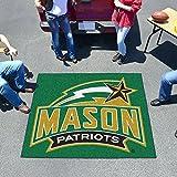George Mason University Patriots Medium Tailgater Mat - Official NCAA Licensed
