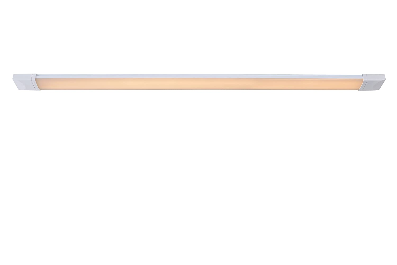 Lucide DEXTY LED - Deckenleuchte Badezimmer - LED - 1x36W 3000K - IP65 - Weiß [Energieklasse A++] 79195/36/61