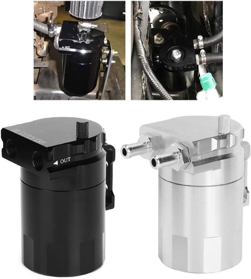R/éservoir dhuile-moteur en aluminium R/éservoir dhuile de r/éservoir de r/écup/ération de r/éservoirs de modification de voiture de r/éservoir