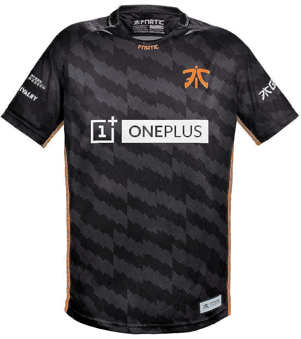 Fnatic Camiseta de Jugador del Equipo 2019 – de Hombre