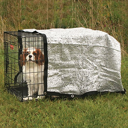 ProSelect Solar Crate Canopies Protective Coverings for Dog Crates