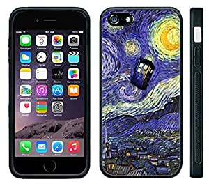 """DR WHO : Van Gogh stary night hard shell case for iPhone 6, 4.7"""""""" by icecream design"""