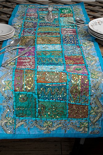 Embroidered Bohemian Patchwork Decoration Reception product image