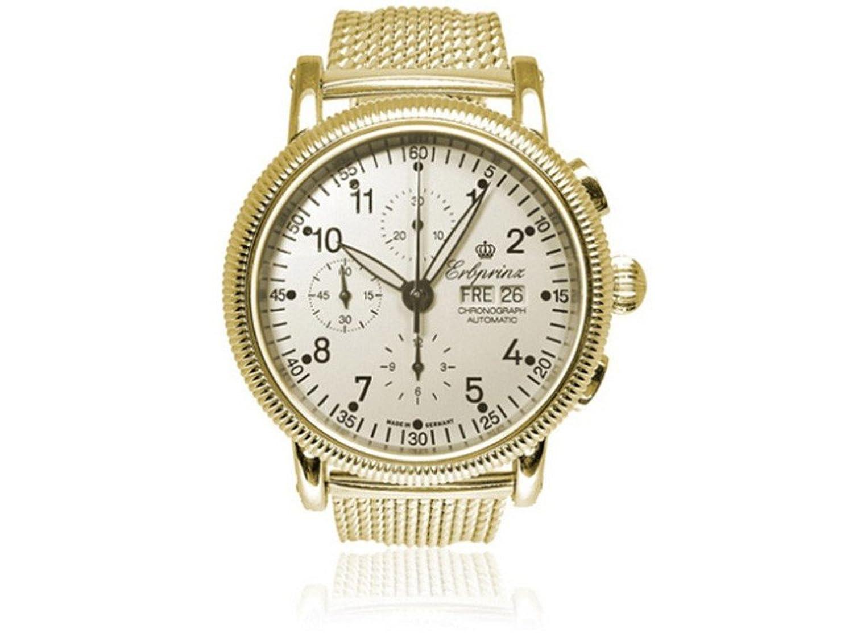 Erbprinz Uhren Herrenuhr Chronograph Mannheim M5