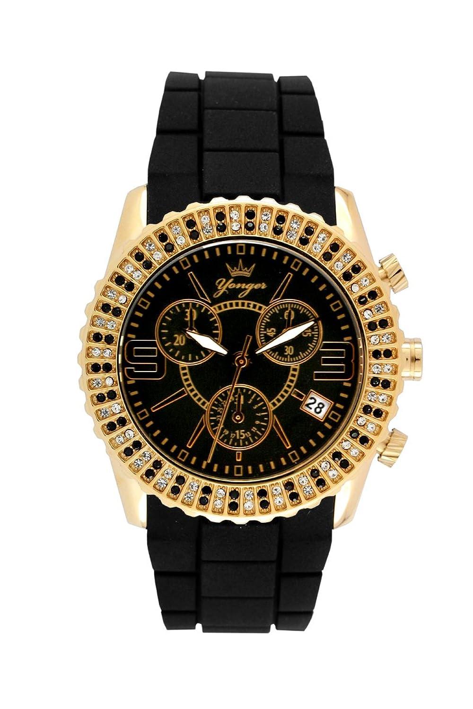 Yonger et Bresson Uhr - Damen - YEB-CCD-1520-02