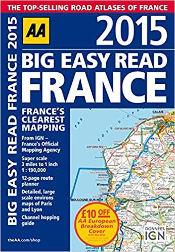 Frances Clearest Mapping 2015 Big Easy Read France