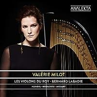 Harp Concertos: Mozart – Haendel - Boieldieu