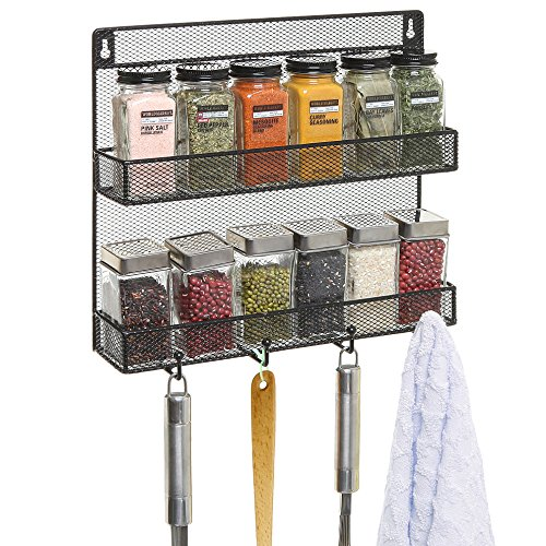 Mounted Multipurpose Storage Organizer Hanging