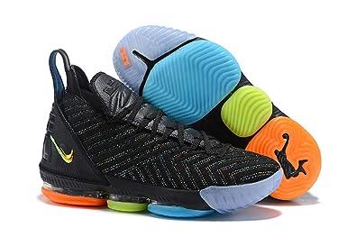 innovative design 0c84a edbdc Amazon.com | Mens I Promise Basketball Shoes Lebron 16 War ...