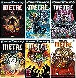 Noites De Trevas Metal - Batman Especial (6 Edições)