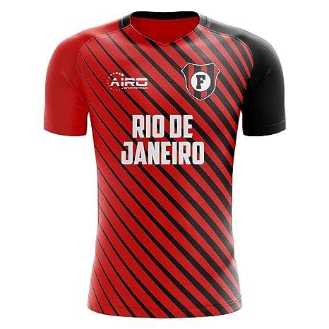 c4c7bb1a63 Amazon.com : Airo Sportswear 2019-2020 Flamengo Home Concept ...