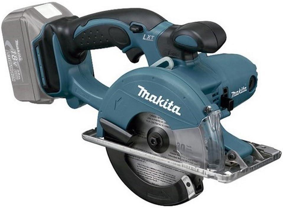 Makita DSS501Z 18v 136mm LXT circular saw body only 3 year warranty option