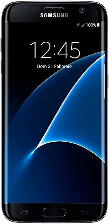 Samsung Galaxy S7 Edge G935 F Smartphone (Pantalla 5.1 SAMOLED ...