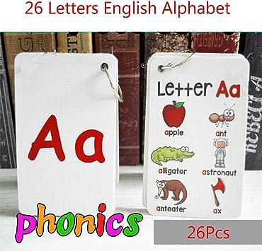 Amazon.com: FieldDream - Juego de 26 letras del alfabeto ...