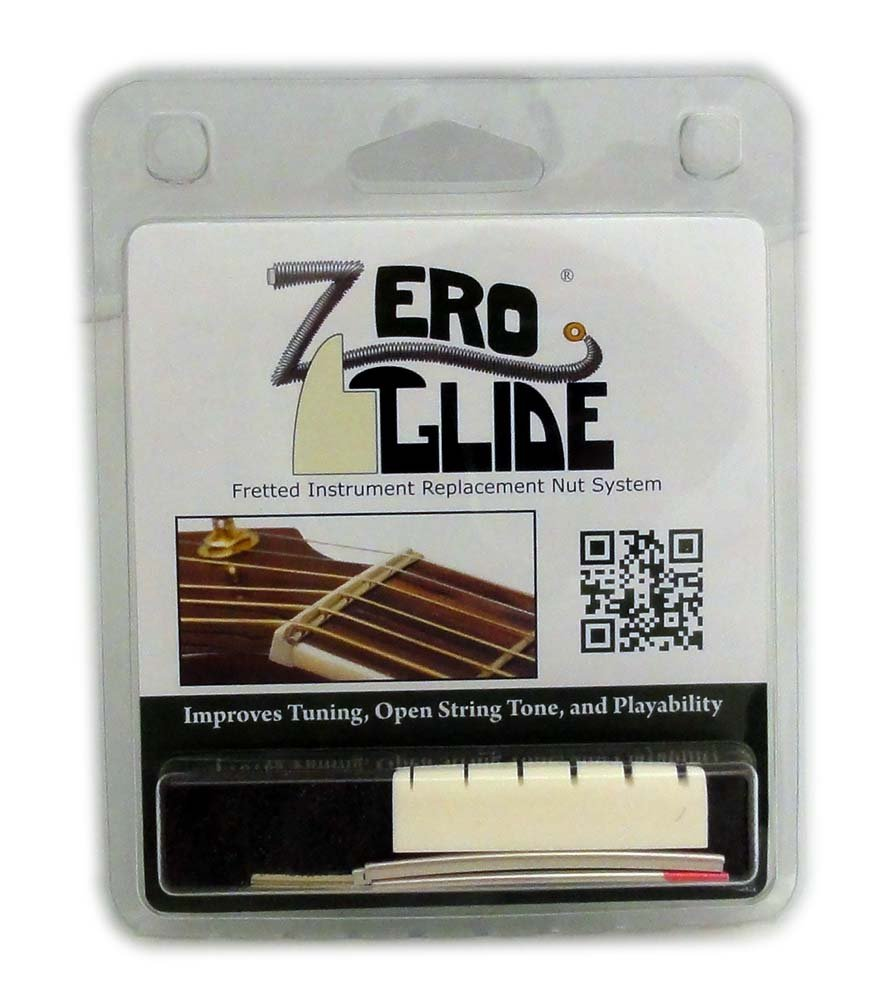 Zero Glide Slotted ZS-14 Acoustic Guitar Nut System