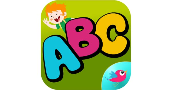 Amazon.com: ABC for Kids Learn Alphabet - letters tracing,writing ...