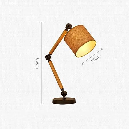 Lámparas de Escritorio Lámparas de Mesa y Mesilla Lámpara plegable ...