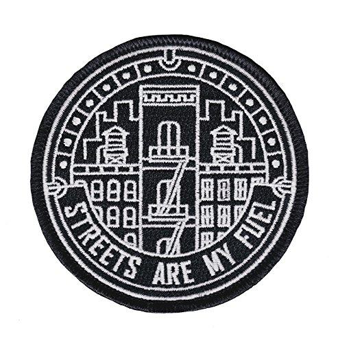 asilda-store-streets-are-my-fuel-glow-in-the-dark-embroidered-sew-or-iron-on-patch