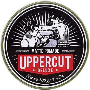 Uppercut Deluxe Matt Pomade 3.5oz - Medium Hold - Matte Finish