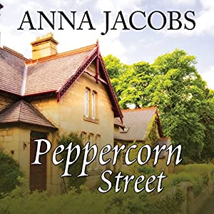 Peppercorn Street Audiobook