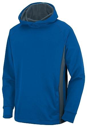 Azul Sudadera Capucha para Hombre Royal con Sportswear Augusta R7pnWzqTW
