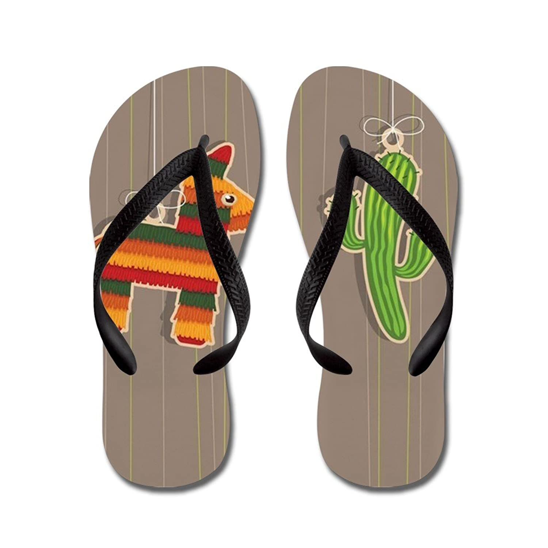 Mexican Decorations - Flip Flops Funny Thong Sandals Beach Sandals