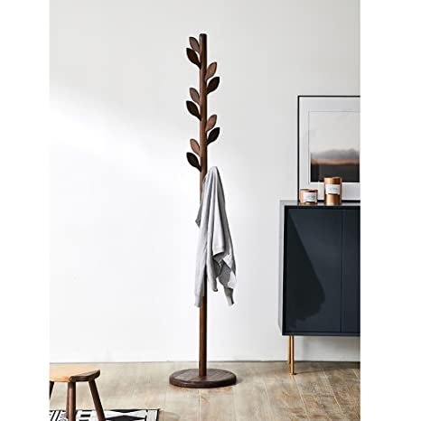 Amazon.com: haiying perchero árbol de salón, 12 gancho ...