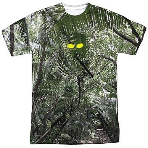 Men's Predator Double Sided Print Sublimated T-Shirt