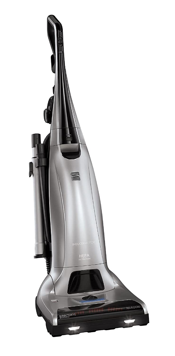 Kenmore Elite 31150 Pet & Allergy Friendly Beltless Bagged Upright Vacuum Cleaner, Black Silver