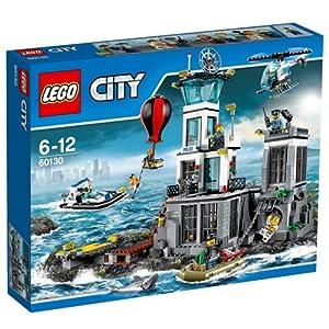 LEGO City 60130 - Polizeiquartier auf der Gefängnisinsel